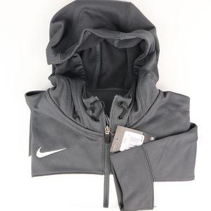 Nike | Therma Fit Full Zip Black-White Jacked